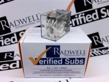 RADWELL VERIFIED SUBSTITUTE KHAU-17D12-12SUB