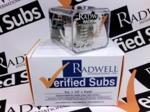 RADWELL VERIFIED SUBSTITUTE 2030785SUB