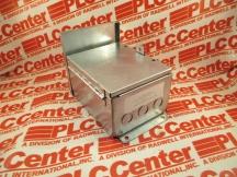 ELECTRICAL ENCLOSURE MFG G8643RHC