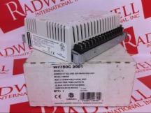 HONEYWELL W7750C-2001