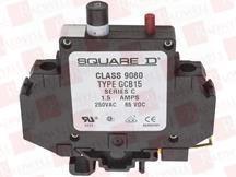 SCHNEIDER ELECTRIC 9080GCB15