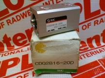 SMC CDQ2B16-20D