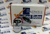 RADWELL VERIFIED SUBSTITUTE B9650TSUB
