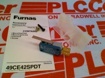 FURNAS ELECTRIC CO 49CE42SPDT
