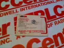 CLEVELAND TWIST DRILL EDP-91747