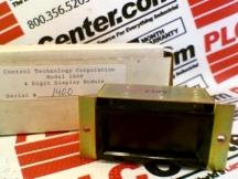 CONTROL TECHNOLOGY CORPORATION 2860