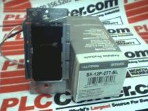 LUTRON SF-12P-277-BL