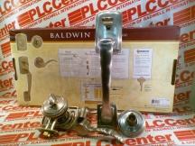 BALDWIN HARDWARE 180NAHXTBL-RDB-15-SMT-CP-RCAL-RCS