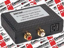 MCM ELECTRONICS 50-7740