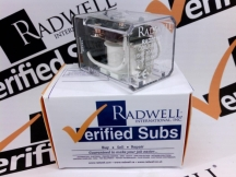 RADWELL VERIFIED SUBSTITUTE MR201048SUB