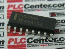 ON SEMICONDUCTOR MC14020BDG