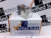 RADWELL VERIFIED SUBSTITUTE RY4V-UDC24V-SUB