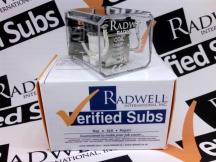 RADWELL VERIFIED SUBSTITUTE 2001081SUB
