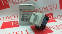 SCHNEIDER ELECTRIC MG15125