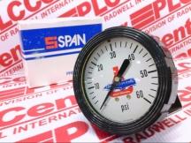 SPAN INSTRUMENTS LFP220-0-60PSI