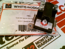 WHITE RODGERS 756-1