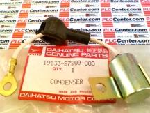 DAIHATSU MOTOR CO 19133-87209-000