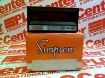 SIMPSON MC00609