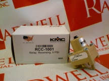 KMC CONTROLS RCC-1001