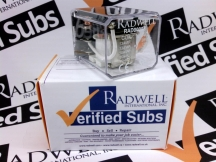 RADWELL VERIFIED SUBSTITUTE 15722P100SUB