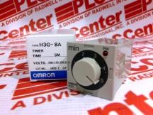 OMRON H3G8-A-AC100/110/120-5M
