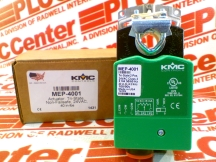 KMC CONTROLS MEP-4001