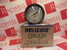 HELICOID 410R-4-1/2-PH-BK-W-15