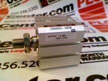 SMC CDQSB25-5DCM