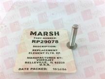 MARSH PATRION RP29078