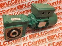 LEROY SOMER MB-2301-B3-NU-60-400234250/005-MUT-4P-LS71L-0.55KW-220/415V-50HZ-UG