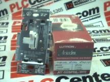 LUTRON AY-603PNL-WH
