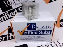 RADWELL VERIFIED SUBSTITUTE R145D1524SUB