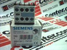 SIEMENS 3RH1911-1NF20