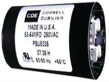 CORNELL DUBILIER PSU27015A