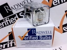 RADWELL VERIFIED SUBSTITUTE 1053PDT10A24VACSUB