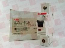 ASEA BROWN BOVERI S281-K16