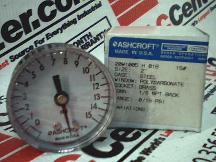 ASHCROFT 20W-1005-H-01B-15