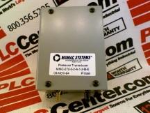 MAMAC SYSTEMS MMC-272-5-2-A-1-2-B-E