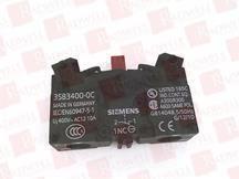 SIEMENS 3SB3400-0C