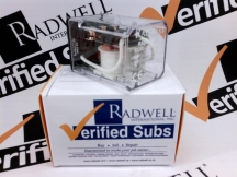 RADWELL VERIFIED SUBSTITUTE 1053PDT10A120VACSUB