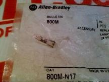 ALLEN BRADLEY 800M-N17