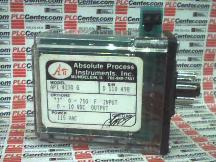 ABSOLUTE PROCESS INSTRUMENTS API-4130-G