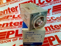 OMRON H3BH-8/AC24-S