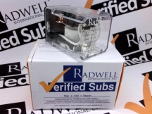 RADWELL VERIFIED SUBSTITUTE W250CPX6(LAMP)SUB