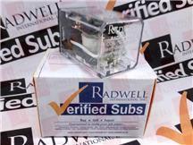 RADWELL VERIFIED SUBSTITUTE RR3PA-UL-DC12V-SUB