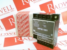 INVENSYS MP50-1001