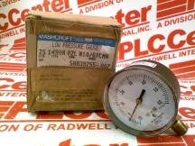 ASHCROFT 25-149A-02L-N10/60CMW