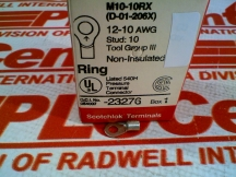 3M HOME & COMMERCIAL CARE M10-10RX-EACH