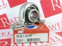 MB MANUFACTURING PS-25-1-1/8-TFF