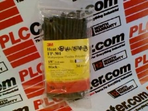3M HOME & COMMERCIAL CARE FP-301-1/8-BLACK-6IN-PACK